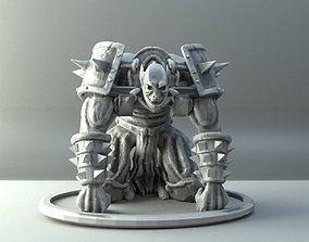 3D printable model Basher - Ghmot