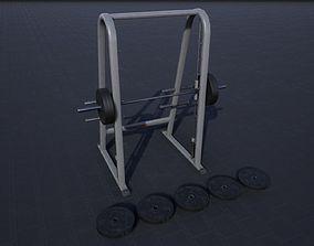 Smith Machine 3D asset