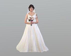 No118 - Bride 3D