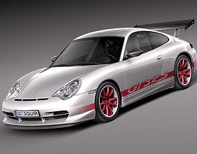 Porsche 911 GT3RS 2004 porsche 3D