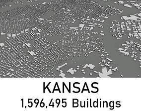 Kansas - 1596495 3D Buildings VR / AR ready