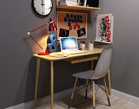 3D Workplace student