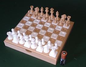 Travel Chess 3D printable model