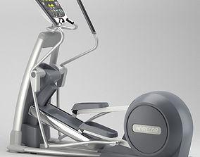 Gym Precor Elliptical Orbitrec 3D