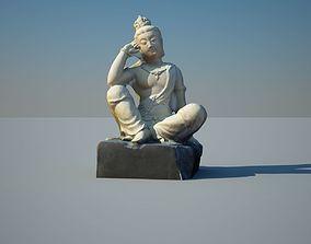 3D Budha Statue