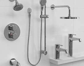 3D IKA BROGRUND faucet set