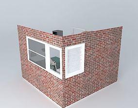 3D a sleep chamber