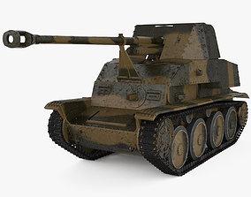 3D model Marder III