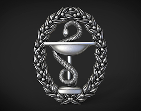 3D printable model Snake and bowl