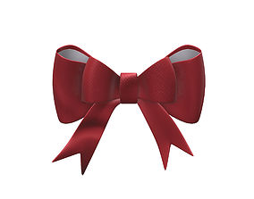 small bow 3D