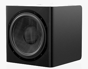 Bowers and Wilkins CT8 SW 3D model