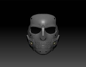 Die Hardman Mask model for 3D print toys