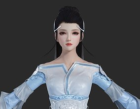 3D model Chinese 10