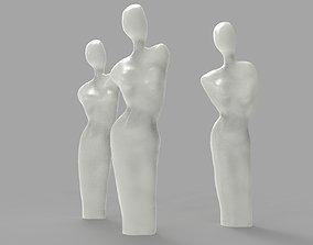 3D print model Female