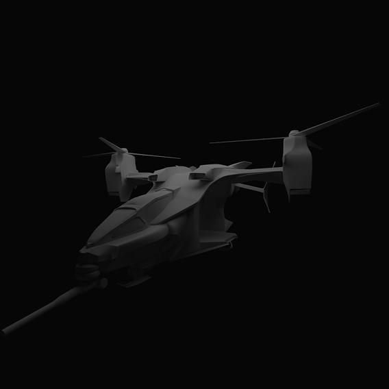 Halo Reach UH-144 Falcon