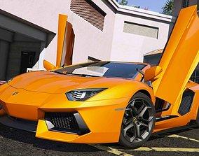 lamborghini 3D Lamborghini Reventon