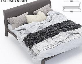 3D model Cassina L50 CAB NIGHT