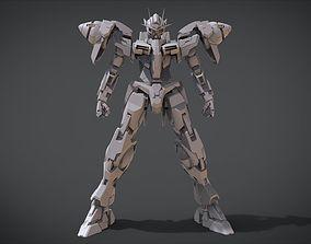 3D print model Gundam OO