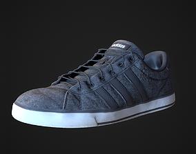 3D Scanned Adidas Sneaker - Photogrammetry