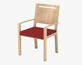 Dining Chair 005 3D model