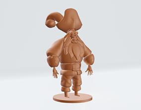 Captain LeChuck 3D printable model