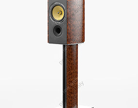 3D Bowers and Wilkins 805 Maserati Edition