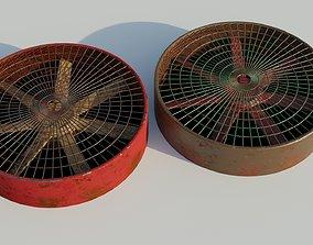 Turbine 3D model realtime