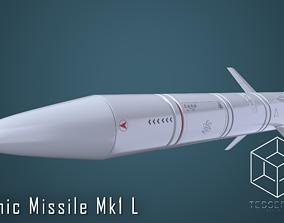 Atomic Missile Mk1 L 3D