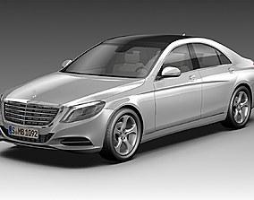 2014 Mercedes Benz S Class 3D