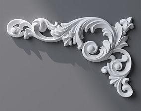3D model Ornament 234x150x15mm