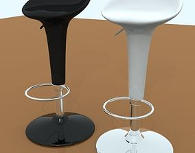 barstools 3D Bar Stool