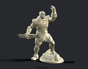 THANOS INSPIRITED FIGURE FOR 3D PRINTING masterclip