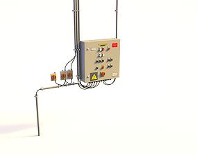 3D Schaltschrank