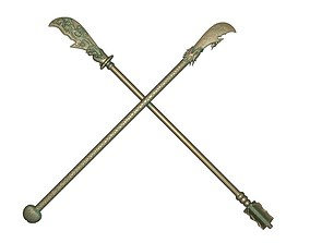 Swords 3D print model