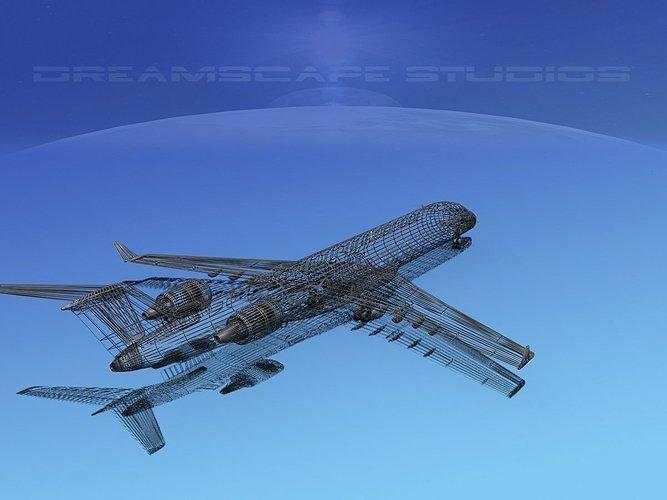 bombardier-crj700-bombadier-3d-model-rig