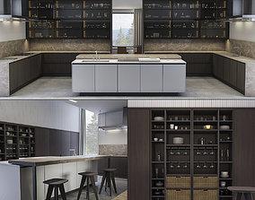 Kitchen Varenna Arthena 3D model