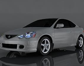3D model Acura RSX Type-S