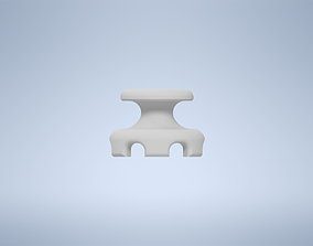 Dualshock 4 PS4 Controller Stick 3D printable model