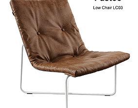 3D model Pastoe Low Chair LC03
