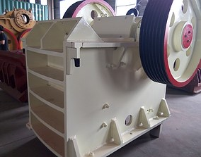 3D PE400X600 JAW CRUSHER