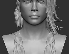 Lea Seydoux 3D printable model