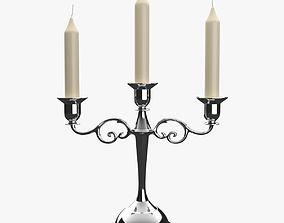 lighting 3D model Candlestick