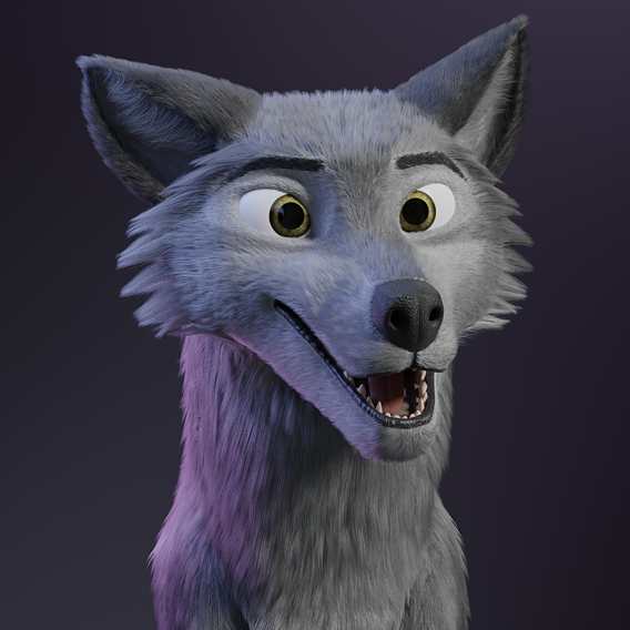 Ranky The Wolf