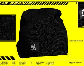Thug Beanie 3D