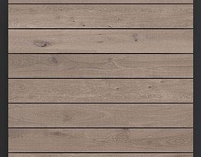 3D model ABK Crossroad Wood Tan 260x2000