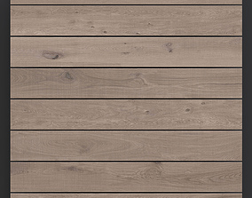 3D model ABK Crossroad Wood Tan 260x2000 wooden
