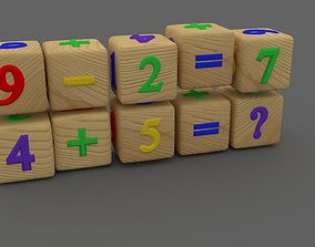 3D Cubes For Mathematics cubes