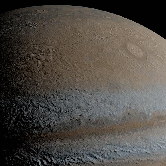Photorealistic Jupiter