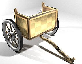 Chariot - Assyrians 3D