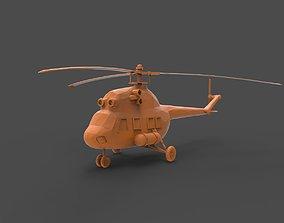 Mi - 2 3D printable model